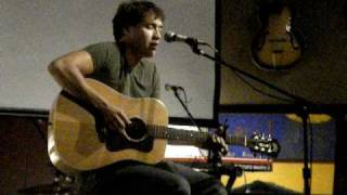 John Van Deusen (The Lonely Forest) - Woe Is Me, I Am Ruined (Acoustic) @ The Q Cafe