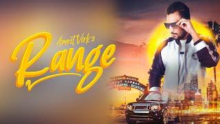 RANGE || Amrit Virk || IJ Bros || AAYVEE Records || Latest Songs 2020