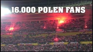 Over 16.000 POLISH FANS at stadium in AUSTRIA  | 21.03.2019