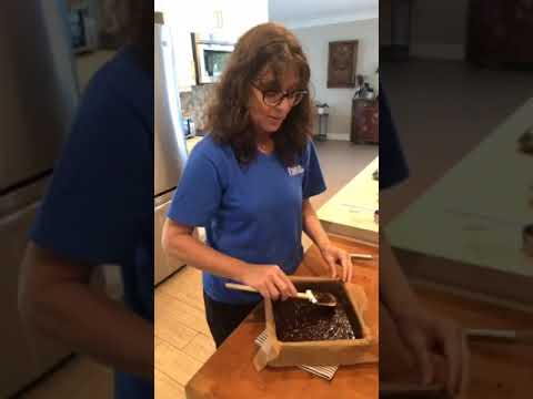 Cooking with Miss Ronni - Brownies!