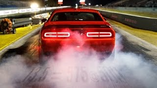 Forced Induction | Challenger SRT® Demon | Dodge