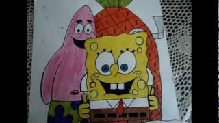 SpongeBob SquarePants Drawing