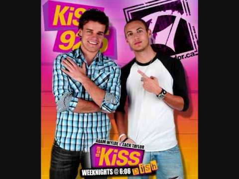 THE VERY FIRST KiSS DISH with Zack Taylor & Adam Wylde on KiSS 92.5 from YouTube · Duration:  2 minutes 31 seconds