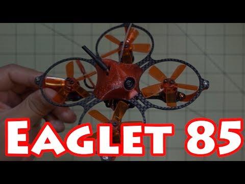 Micro Drones 101 🚁#21⚡ Eaglet 85 ⚡👍