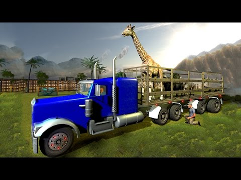 OffRoad Animal Transport Truck (by Titan Game Productions) Android Gameplay [HD]