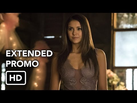 when do stefan and elena first hook up