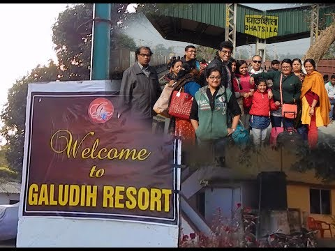 Tour to Galudih   Ghatshila   Jamshedpur   Jharkhand   New Year 2018   #vlogger soumyajit