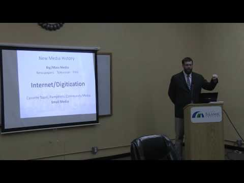 Dr. Thomas Maguire: Big Da'wah: New Media and Islam
