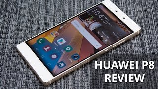 Huawei P8 Review(With the announcement of its latest flagship handset, Huawei has shed the Ascend moniker, choosing instead to go with a direct approach by merely naming it ..., 2015-04-24T13:01:23.000Z)