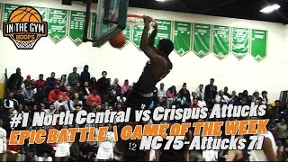 1 north central vs attucks   game of the week