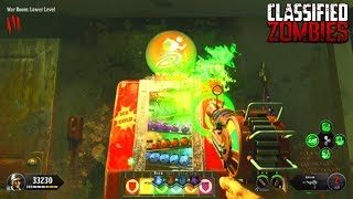 NEW PERK GAMEPLAY + NEW BURIED BLACKOUT MAP! (Black Ops 4 Zombies)