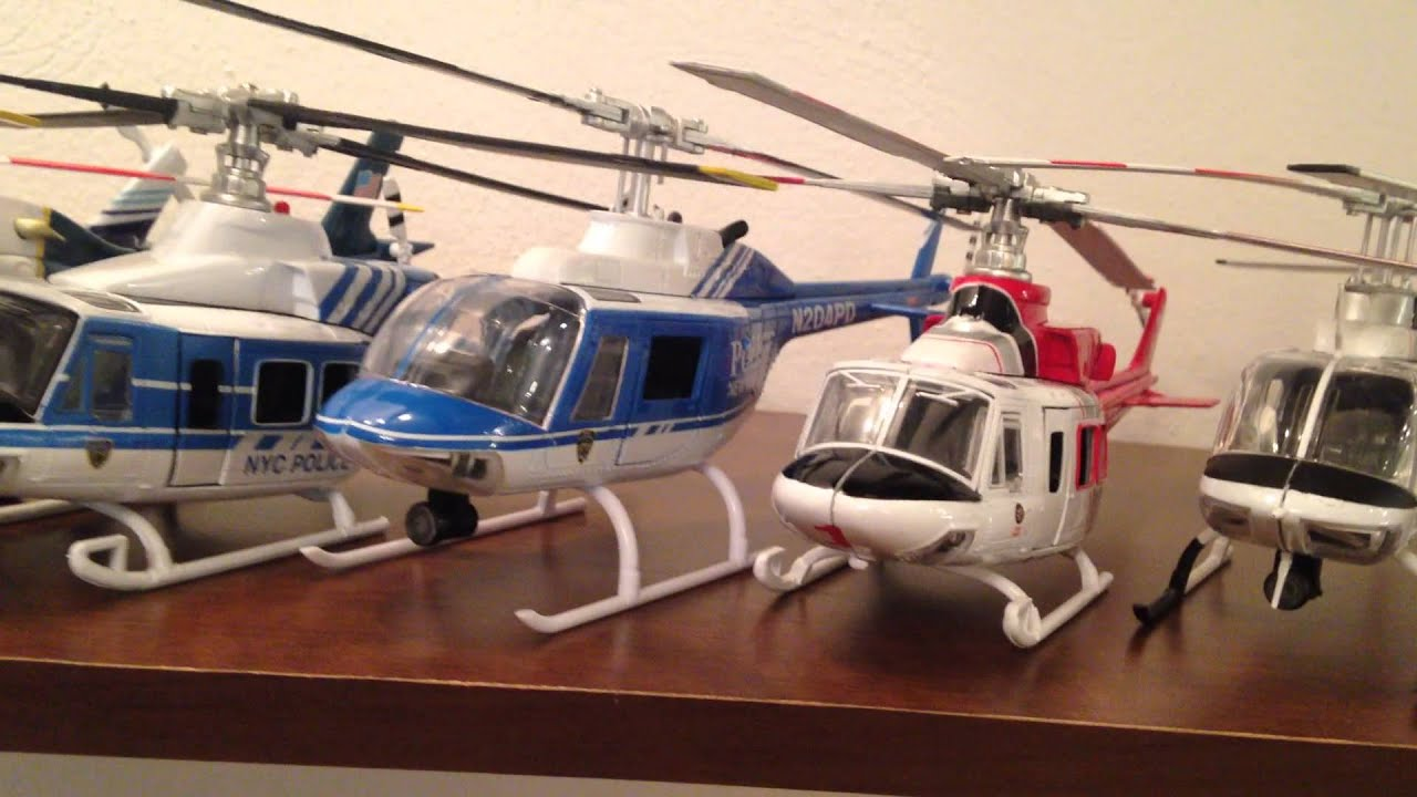 Part Of My Helicopter Collection 1