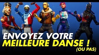"(NEW) CREATE TA PROPRE DANSE ""FREE"" on FORTNITE 😱"