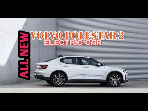 All New 2020 Volvo Polestar 2 Electric Car - Interior & Exterior Reviews || T.R.S