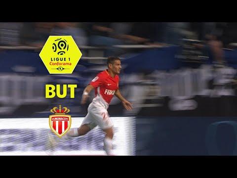 But Rony LOPES (22') / ESTAC Troyes - AS Monaco (0-3)  (ESTAC-ASM)/ 2017-18