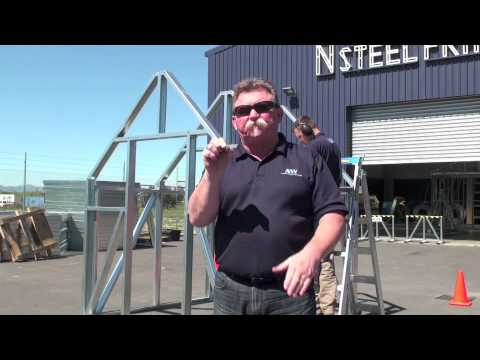 N STEEL GREENHOUSE ASSEMBLY GUIDE