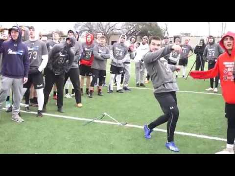 Christian Roig - 2018 Showcase Kicking Highlights