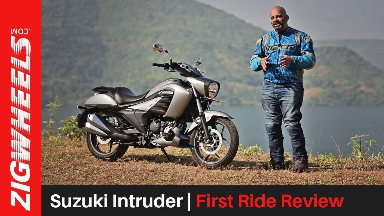 Suzuki Intruder Price, Images, Mileage, Colours, Specs in