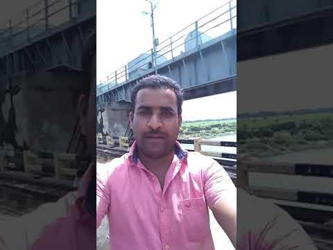 Singur dam with colleagues.  Tarak