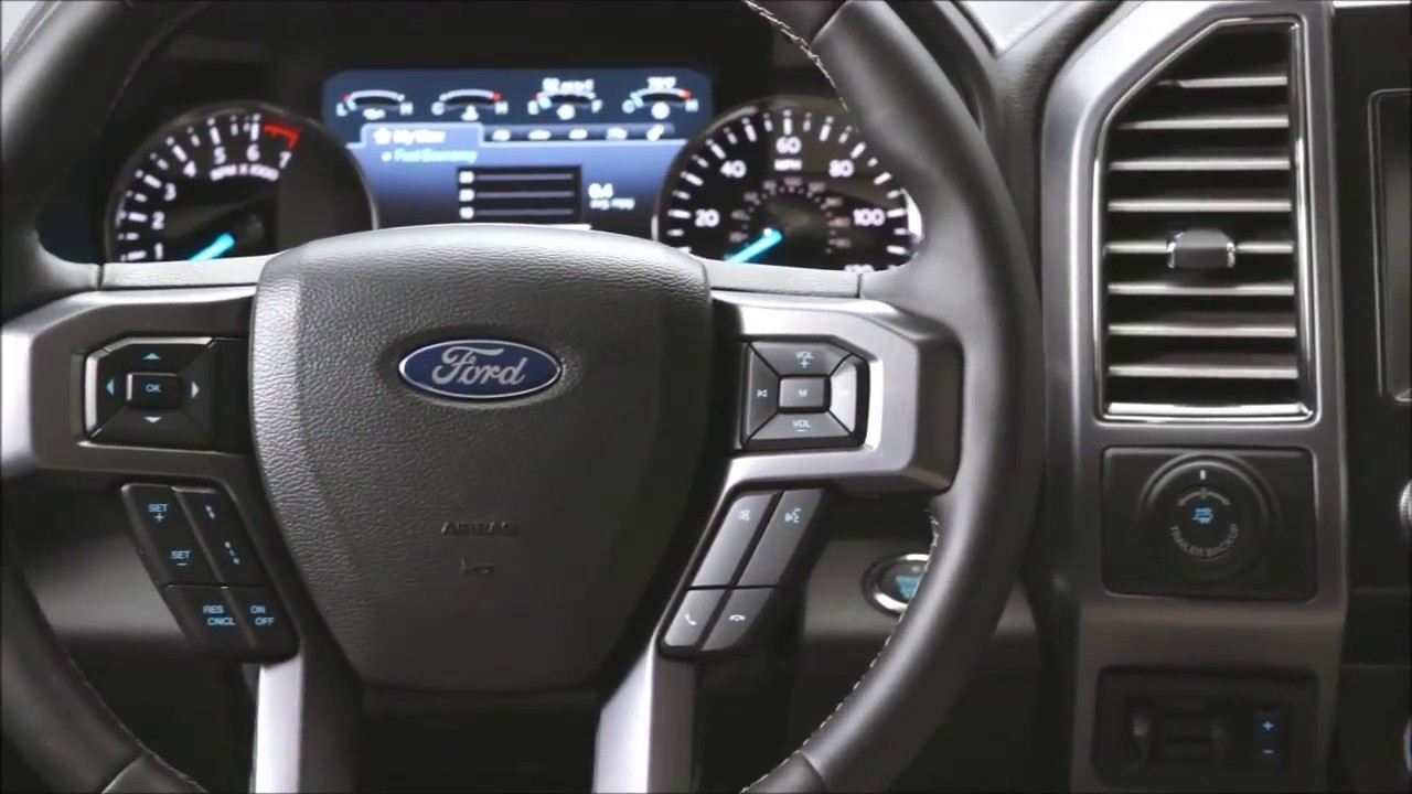 2018 Ford Expedition Interior, Instrument Cluster Gauges ...