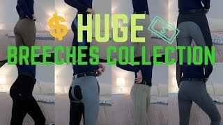 HUGE BREECHES COLLECTION
