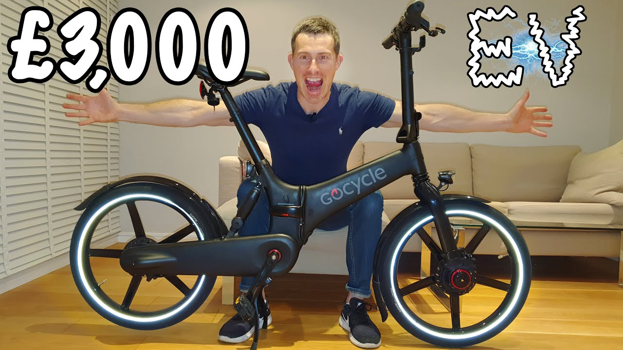 Gocycle GX review - the best electric bike?