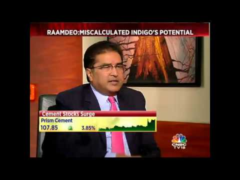 Miscalculated The Potential That InterGlobe Aviation Offers: Raamdeo Agarwal