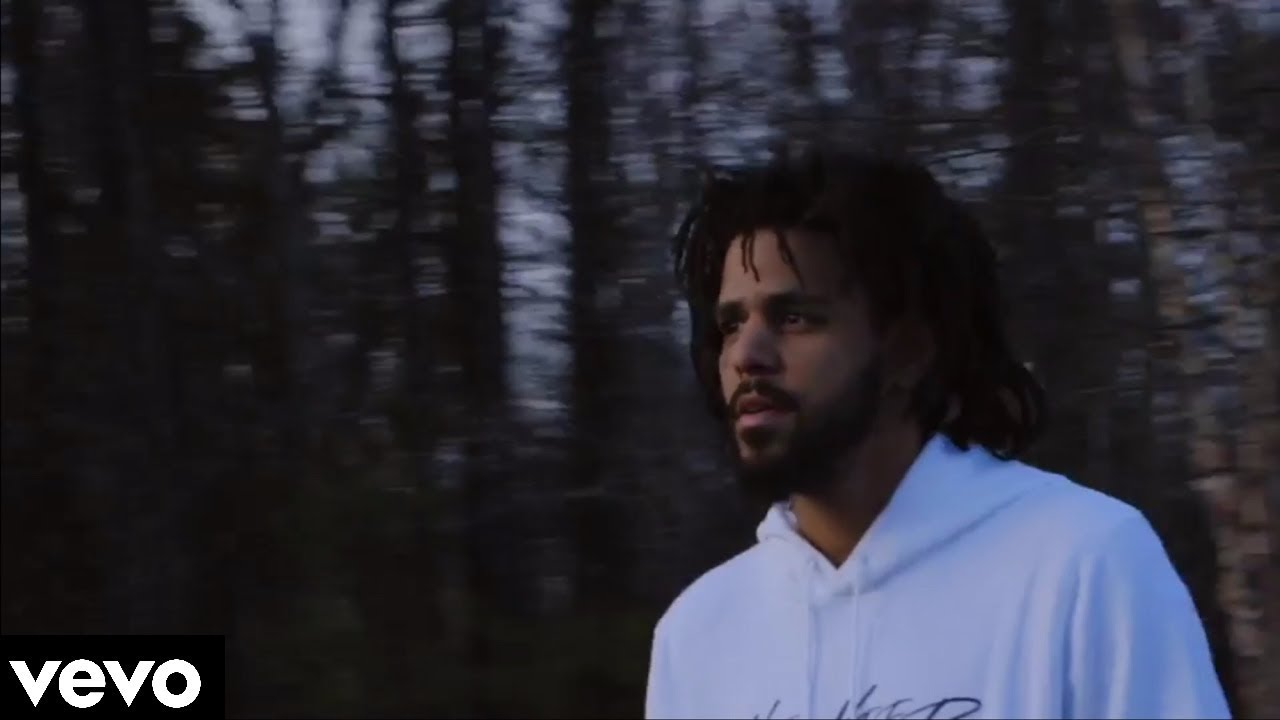 J Cole Eyebrows J.Cole - Want Y...