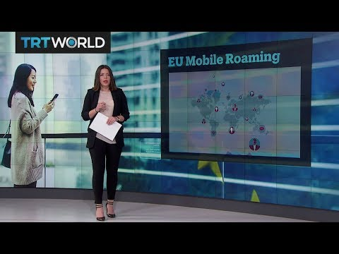 EU Mobile Roaming: EU Citizens will no longer pay roaming charges
