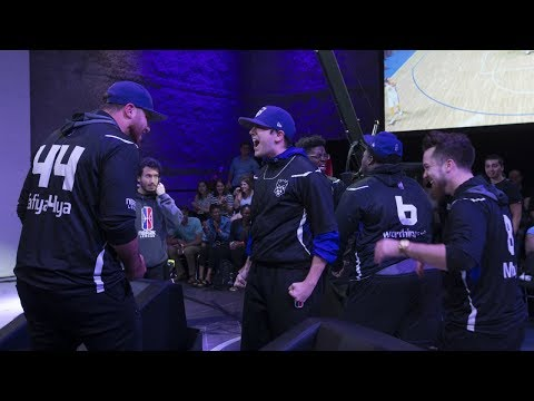 NBA 2K League | Warriors Gaming Squad vs. Kings Guard Gaming (THE TICKET Play-In)