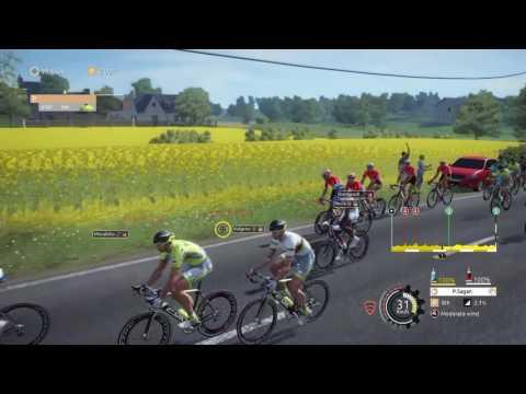 Tour De France 16 - PS4 - Stage 1 - [  Omaha Beach ]