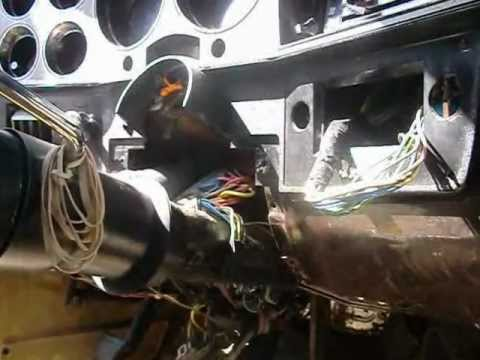 89 ford factory stereo wire harness 3 27 12 k5 starter switch repair ii youtube  3 27 12 k5 starter switch repair ii youtube