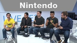 Nintendo Treehouse Live @ E3 2015 Day 1 Metroid Prime: Federation Force