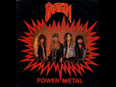 Pantera - Over And Out