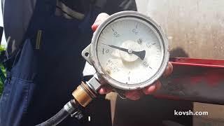 Большой расход масла и поломка турбины из-за забитого фильтра вентиляции картерных газов на Iveco