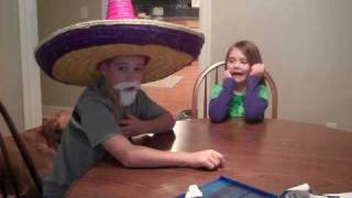 Mr Sombrero's talk show Thumbnail