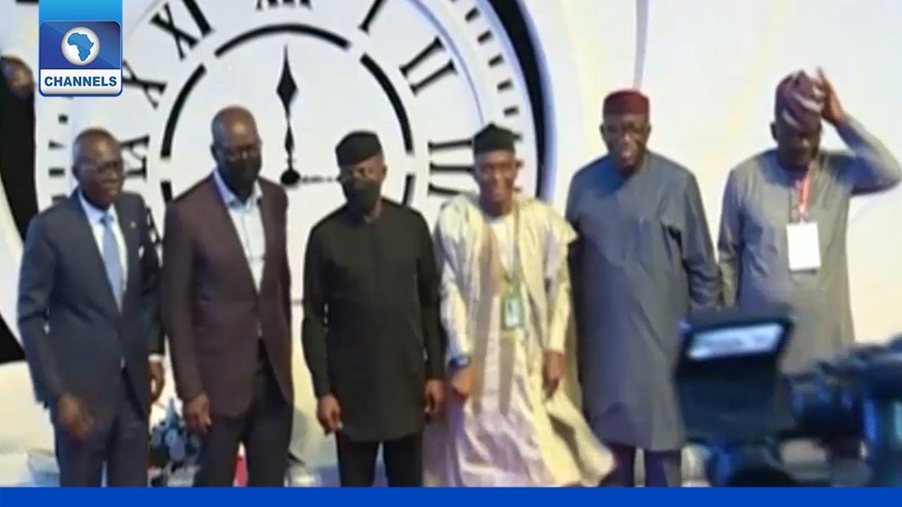 Download Ekiti State Holds Summit, Bakare Meets Buhari + More | NewsRound |