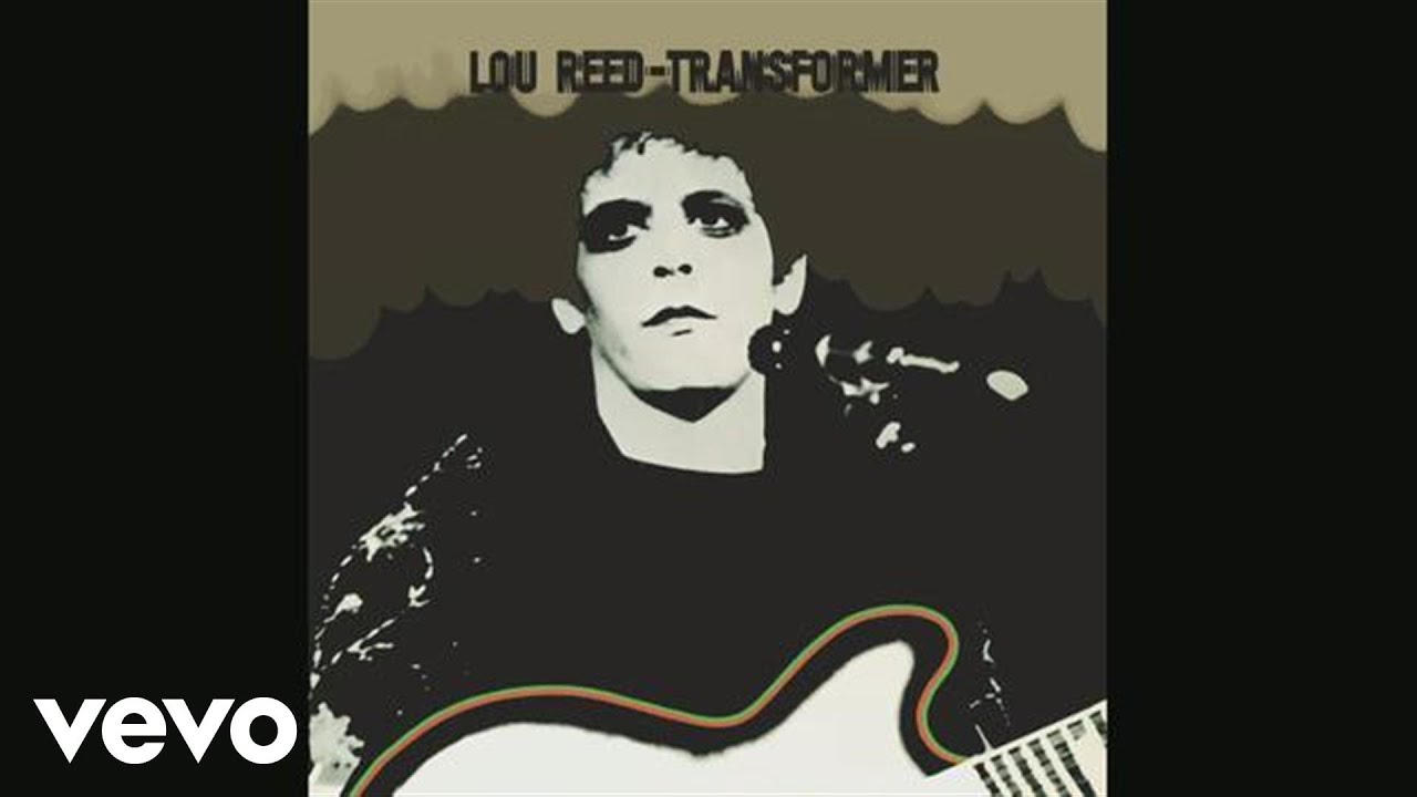 Lou Reed - Perfect Day / Walk On The Wild Side