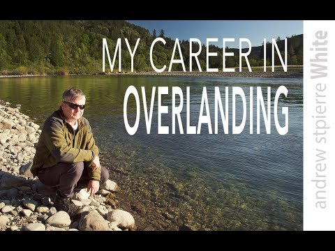 A CAREER IN OVERLAND TRAVEL. Andrew StPierre White