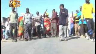 Tana River residents hold protests accusing the Governor of impropriety
