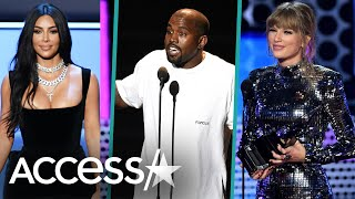 A years-old feud was reignited over the weekend when what appeared to be full footage from kanye west and taylor swift's infamous 2016 phone call surface...