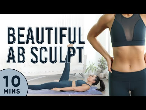 10-minute-beautiful-ab-sculpt-pilates-workout-|-7-day-ab-challenge
