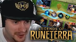 League of Legends karetní hra! - Legends of Runeterra