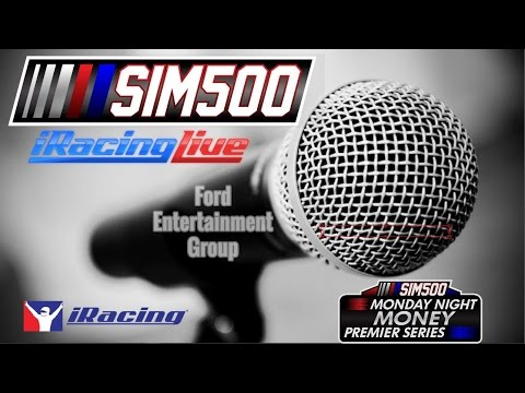 Sim 500 Monday Night Money Premier Series @ Texas Motor Speedway_Race 5