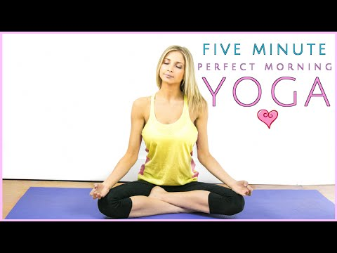 Total Body Morning Yoga Practice | 15 Min Sunrise Yoga Flow from YouTube · Duration:  18 minutes 45 seconds