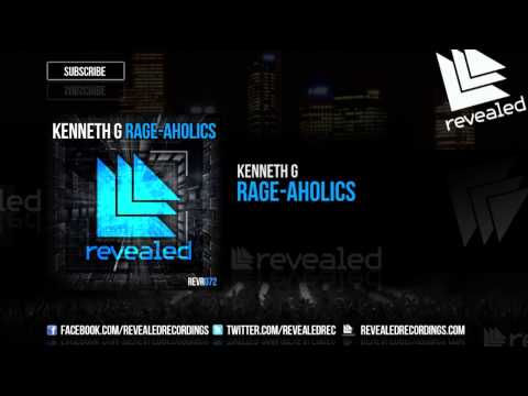 Kenneth G - Rage-Aholics - OUT NOW!