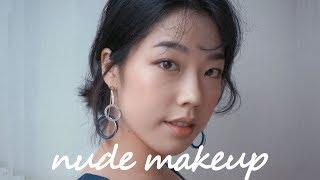 Nude Tone Makeup