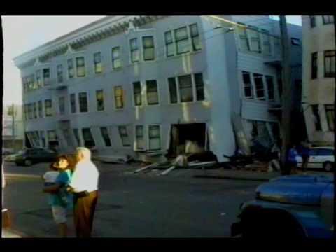 1989 Loma Prieta Earthquake - Marina District
