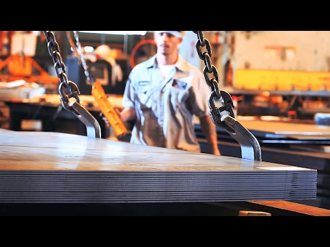 Corporate Video Production: California Steel Services