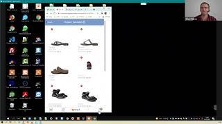 Webinar Customer App